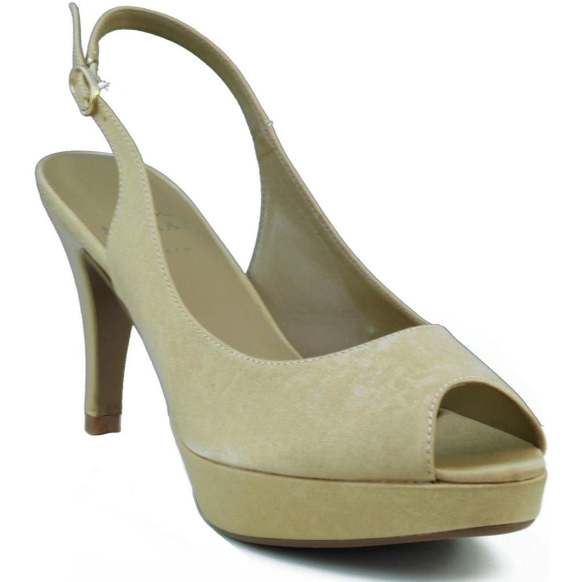 marian chaussures de soir e femme dor chaussures sandale femme 78 75. Black Bedroom Furniture Sets. Home Design Ideas