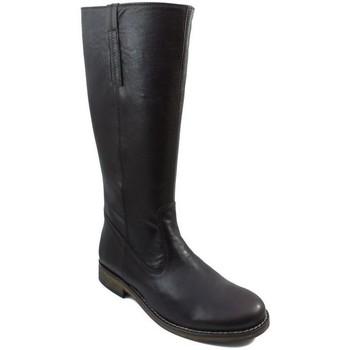 Chaussures Femme Bottes ville Acebo's veste de démarrage fille ou une femme NOIR