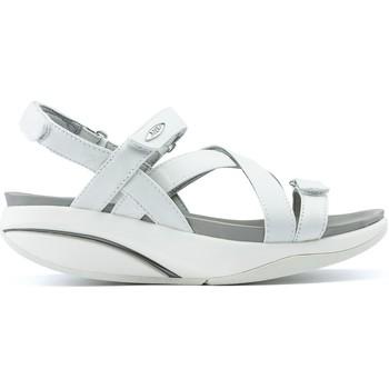 Chaussures Femme Sandales et Nu-pieds Mbt KIBURI W WHITE