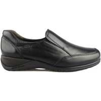 Chaussures Femme Mocassins CallagHan EXTRA COMFORT NOIR