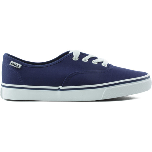 Chaussures Femme Baskets basses MTNG MUSTANG CANVAS MARIN