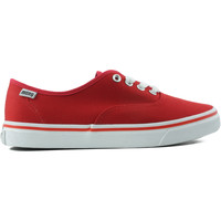 Chaussures Femme Baskets basses MTNG MUSTANG CANVAS ROUGE