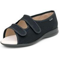 Chaussures Femme Sandales et Nu-pieds Calzamedi ouverte sandale orthopédique NOIR