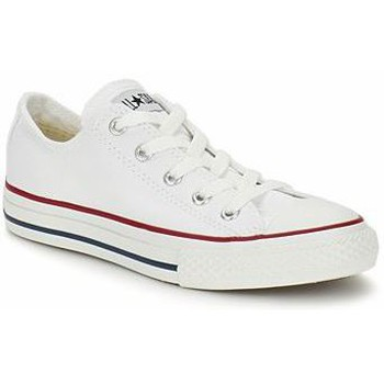 Chaussures Baskets basses Converse Unisexe chaussures  faible BLANC