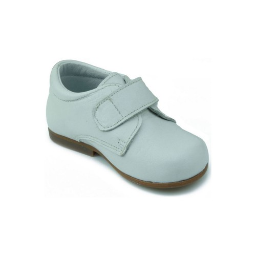 Chaussures Enfant Chaussons bébés Rubio Y Castaño RUBIO Y CASTANO BOX BLANC