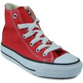 Chaussures Enfant Baskets montantes Converse ALL STAR ROUGE