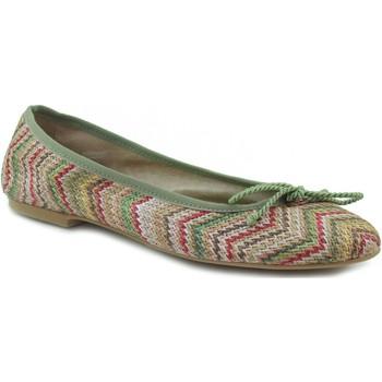 Chaussures Enfant Ballerines / babies Oca Loca OCA LOCA RAFIA MULTICOLORE
