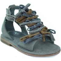 Chaussures Enfant Sandales et Nu-pieds Oca Loca OCA LOCA sandale fille moderne BRUN