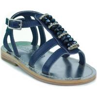 Chaussures Enfant Sandales et Nu-pieds Oca Loca OCA LOCA STRASS BLEU