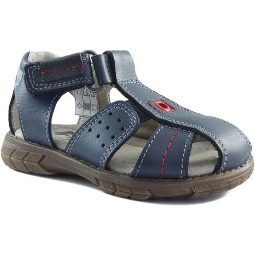 Chaussures Enfant Sandales et Nu-pieds Gorila BIARRTIZ KING BLEU