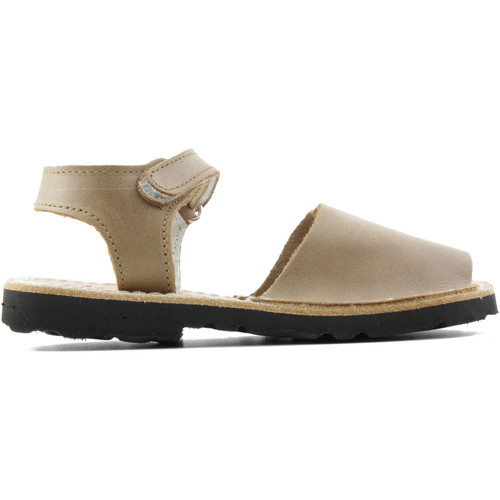 Chaussures Enfant Sandales et Nu-pieds Arantxa Menorquinas enfants faits à la main CUIR