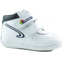 Chaussures Garçon Baskets montantes Pablosky TORELLO BLANC