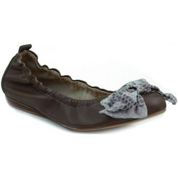 Chaussures Femme Ballerines / babies Vienty Rp coin ballerine BRUN