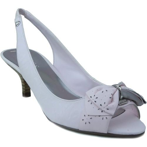 Chaussures Femme Sandales et Nu-pieds Guess femme ouvrit la chaussure ROSE