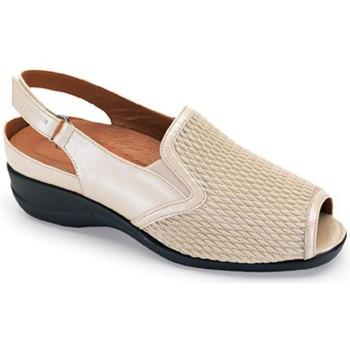 Sandales et Nu-pieds Calzamedi Lame élastique de santal