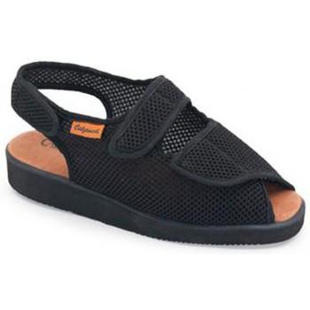 Chaussures Femme Sandales et Nu-pieds Calzamedi postopératoire intérieur NOIR