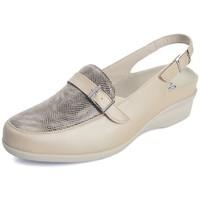 Chaussures Femme Sandales et Nu-pieds Dtorres D TORRES sandales anatomiques fermés pour modèles BEIGE