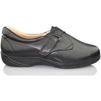 Chaussures Femme Mocassins Calzamedi Lame élastique NOIR