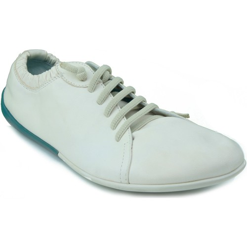 Chaussures Fille Baskets basses Camper NAPIER BLANC