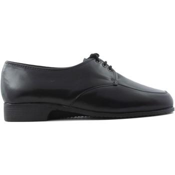 Chaussures Femme Richelieu Drucker Calzapedic confortable cordon de chaussures NOIR