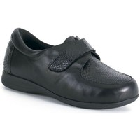 Derbies Calzamedi Mocassin  large et confortable avec velcro