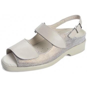 Chaussures Femme Sandales et Nu-pieds Dtorres ANIA BEIGE