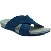 Chaussures Femme Mules Lottusse TEX délavé  COBA MARIN