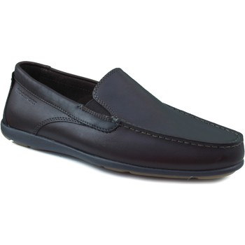 Mocassins Rockport noble cape 2 peau lisse