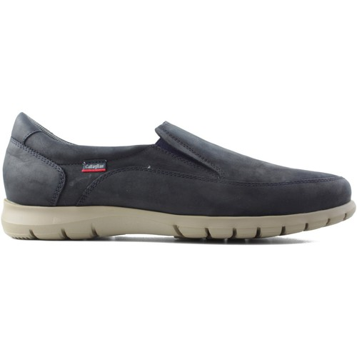 Chaussures Homme Mocassins CallagHan EXTRACOMFORT BLEU
