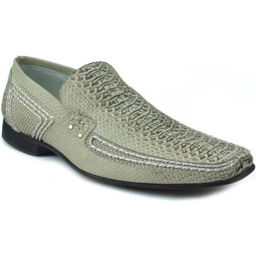 Ranikin RANKIN CROTALO BEIGE - Chaussures Mocassins Homme