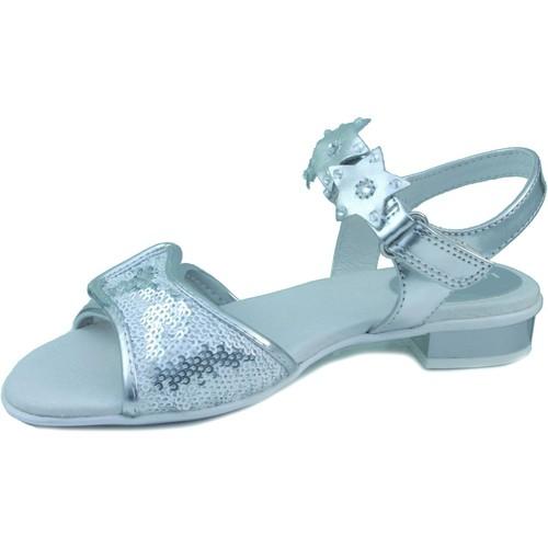Chaussures Fille Sandales et Nu-pieds Lelli Kelly Lelli Kelly Sandales fille moderne GRIS