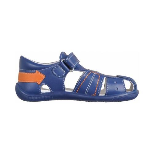 Chaussures Garçon Sandales et Nu-pieds Pablosky AMAZON BLEU