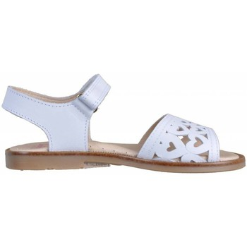 Chaussures Fille Sandales et Nu-pieds Pablosky OLIMPO MARY BLANC