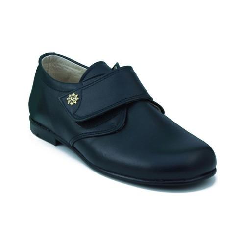Chaussures Garçon Mocassins Rizitos Ringlet communion blucher MARIN