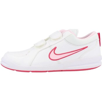 Chaussures Fille Baskets basses Nike PICO 4 PSV Blanc