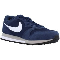 Chaussures Homme Baskets basses Nike MD RUNNER 2 Blue