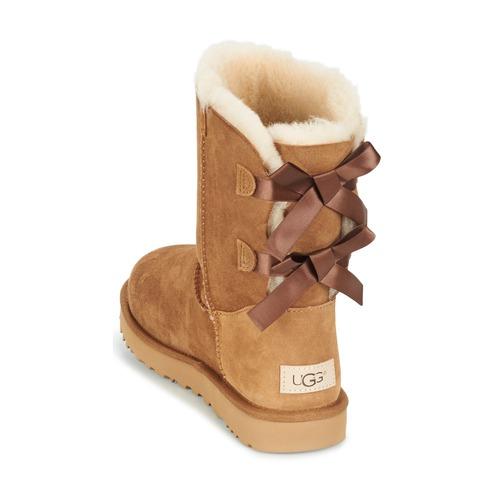 Bow Beige Ii Chaussures Ugg Boots Femme Bailey 435AjRLq