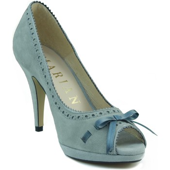 Escarpins Marian chaussure confortable talon nubuck