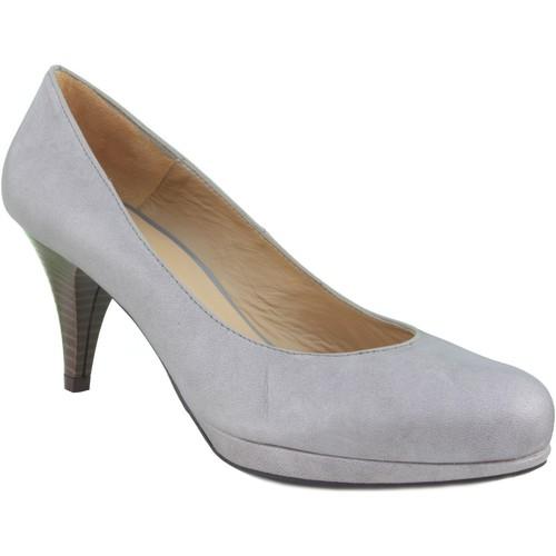 Chaussures Femme Escarpins Elia Bruni SUAVE GRIS
