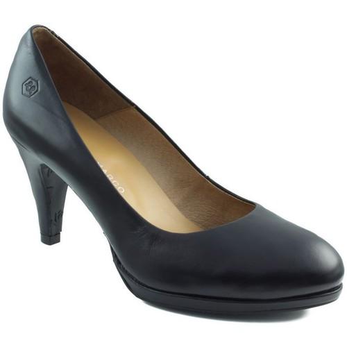 Chaussures Femme Escarpins Estefania Marco GAUCHO NOIR