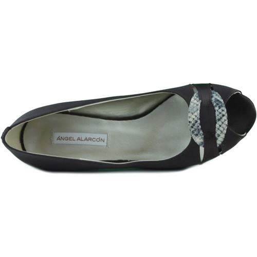 Chaussures Femme Escarpins Angel Alarcon ANG ALARCON OPORTO BRUN