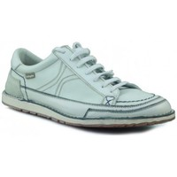 Chaussures Homme Baskets basses CallagHan SPRINGER BLANC