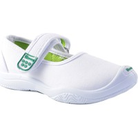 Chaussures Fille Ballerines / babies Gorila CANVAS BLANC