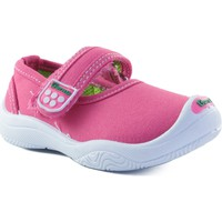 Chaussures Fille Ballerines / babies Gorila CANVAS ROSE