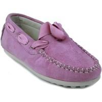 Chaussures Fille Mocassins Oca Loca Shoes OCA LOCA MOCASIN ROSE