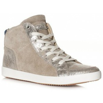 Chaussures Femme Baskets montantes Salsa Basket Montante  112639 Homestead beige Beige