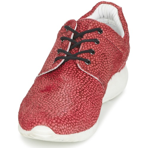 Baskets Wing Basses Femme Rouge Maruti mN08vnw