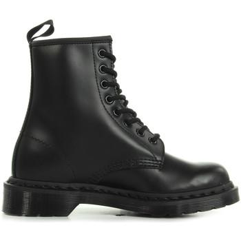 Chaussures Femme Boots Dr Martens 1460 Mono noir