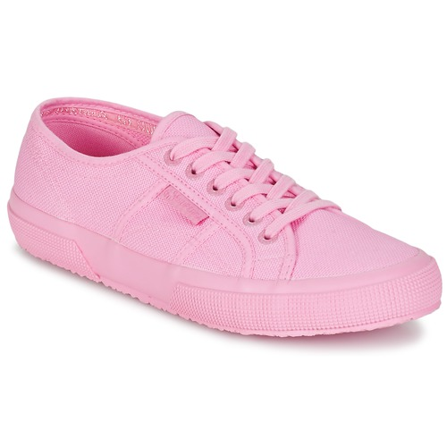 Chaussures Femme Baskets basses Superga 2750 COTU CLASSIC TOTAL PINK