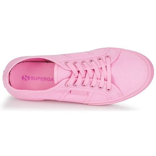 2750 Femme Total Pink Superga Classic Cotu Baskets Chaussures Basses rWdeBxCo